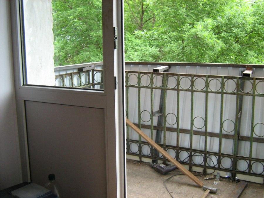 """Ооо """"века-самара"""" - фото работ - усиление балкона сваркой и ."""